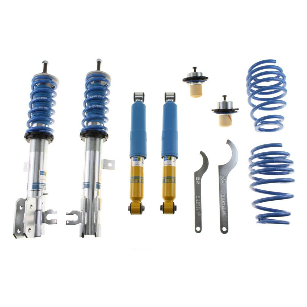 Shocks, Struts & Suspension