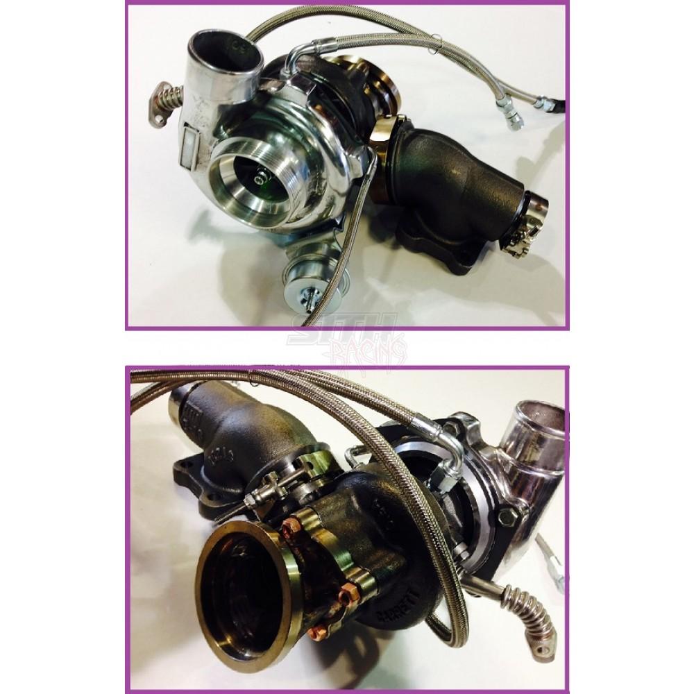 Focus ST ATP (Garrett) Bolt-on Big Turbo Upgrade Kit