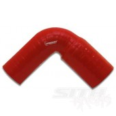 Vibrant 90 Degree Reducer Elbow, Silicone