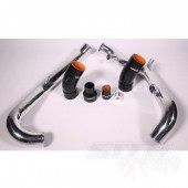 Mishimoto Ford Fiesta ST Intercooler Pipe Kit, 2014+ PRE-SALE