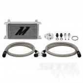 Mishimoto Universal 19-Row Oil Cooler Kit
