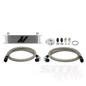 Mishimoto Universal 10-Row Oil Cooler Kit