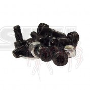 SPARCO Seat Mounting Hardware/Spacer Kit (single seat kit)