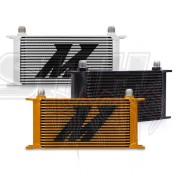 Mishimoto Universal 19-Row Oil Cooler (Single and Dual Pass)