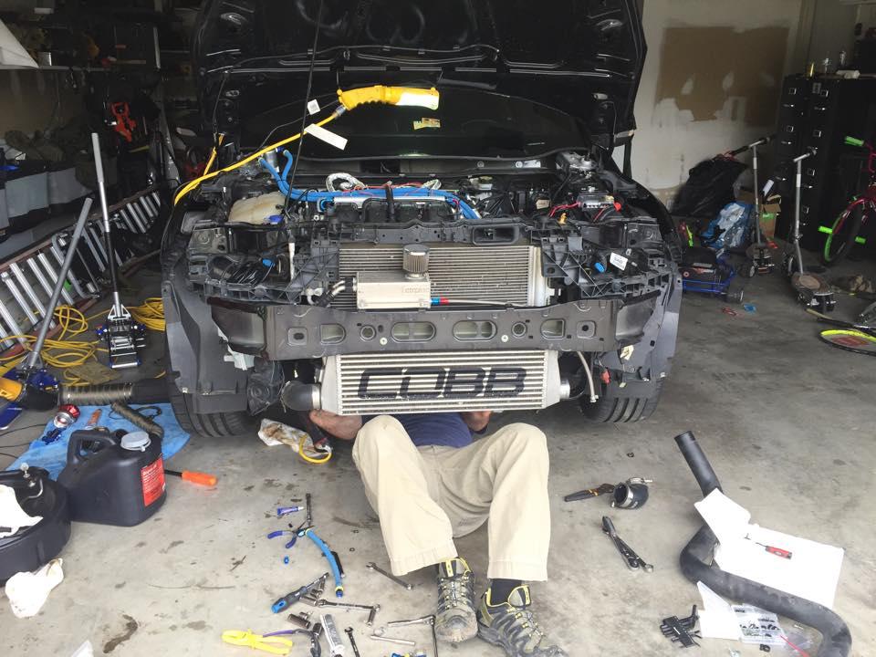 Adam Turbo Install