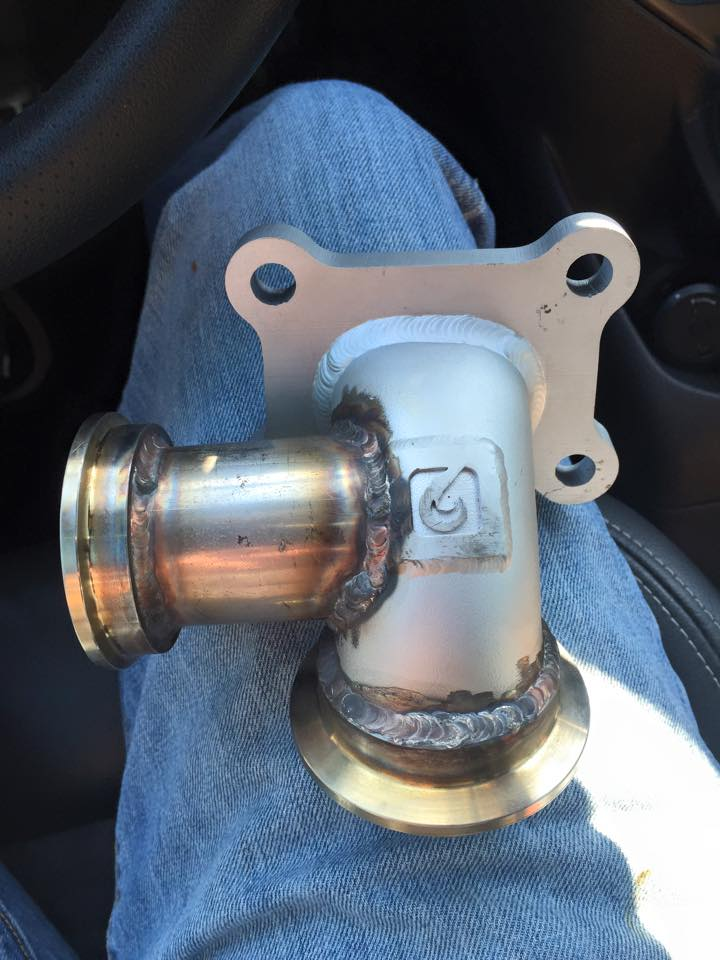 Full race 44mm manifold